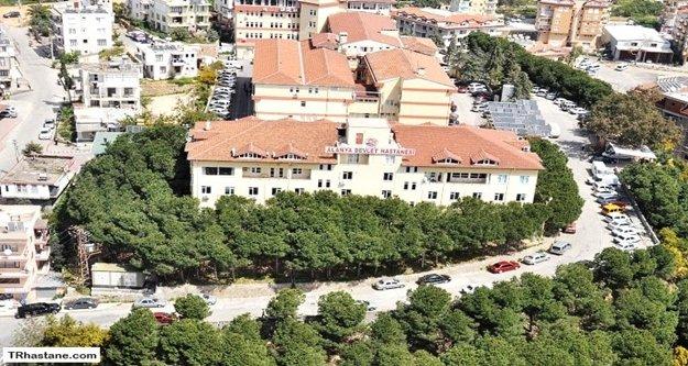 Eski Alanya Devlet Hastanesi bakın ne oldu?