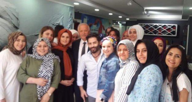 İstanbul'dan Alanya'ya tasarım eğitimi verdiler
