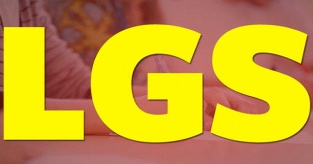 LGS heyecanına saatler kaldı