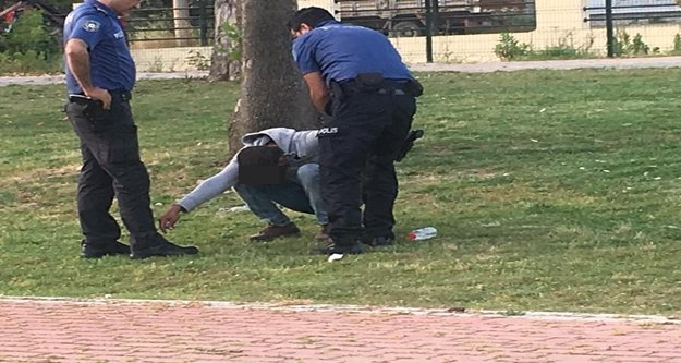 Madde bağımlısı şahıs silahlı yağma suçlusu çıktı