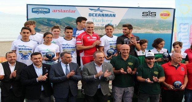 Oceanman Türkiye 2019 Alanya'da başladı