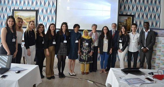 Şehircilik konferansı Alanya'da yapıldı