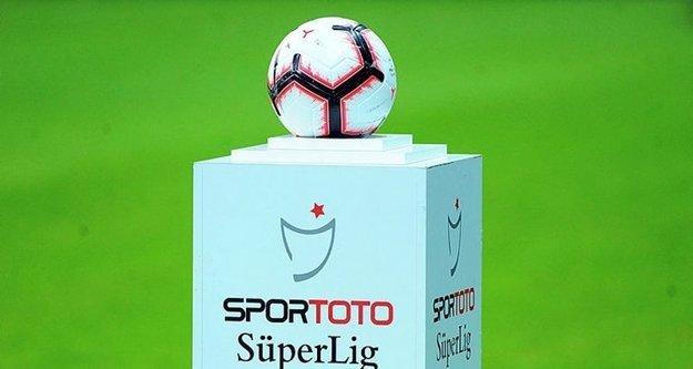 Süper Lig'de 33. hafta programı