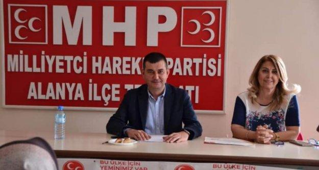 Türkdoğan'dan Türkçülük Günü açıklaması