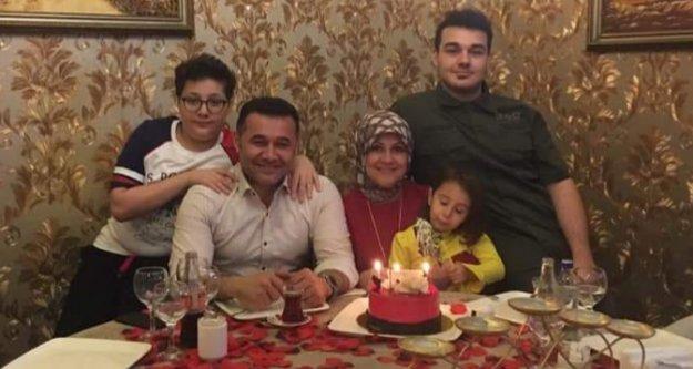 Yücel Ailesinin doğum günü mutluluğu