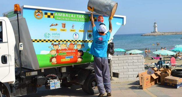 Alanya Belediyesi'nden çok önemli çöp uyarısı