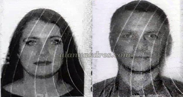 Alanya'daki feci kazada ölen 2 kişinin kimliği belli oldu