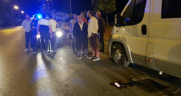 Alanya turiste çarpıp kaçan vicdansız sürücüyü arıyor