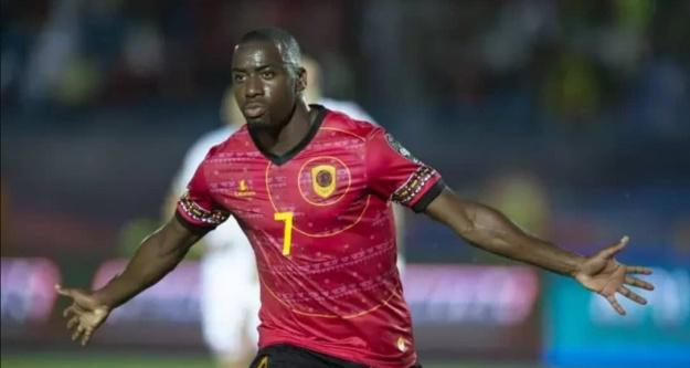 Alanyasporlu Campos'un golü Angola'ya yetmedi