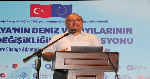 Antalya'da 50 yıl sonra seralara gerek kalmayabilir