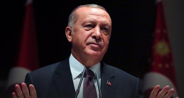 Cumhurbaşkanı Erdoğan'dan Alanya paylaşımı