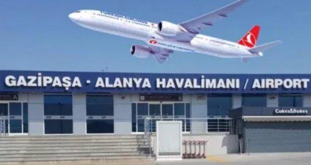Gazipaşa Alanya Havalimanı'nın yeni müdürü belli oldu