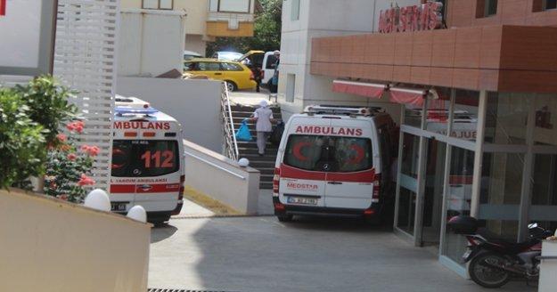 Hastanenin klima ünitesinde patlama: 1 ölü, 2 yaralı