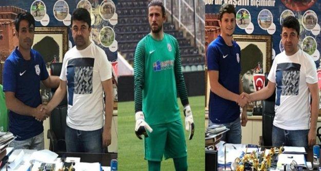 Kestelspor'dan 5 yeni transfer