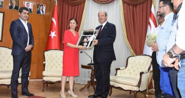 KKTC Başbakanı Tatar'dan Alanya sözü