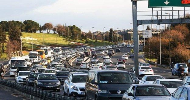 Ramazan Bayramı'nda alınan trafik tedbirleri işe yaradı