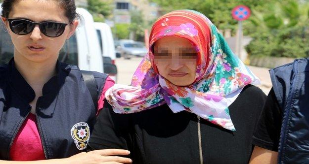 Sevgilisini kalbinden bıçaklayarak öldüren genç kadına tahliye