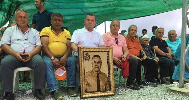 Alanya CHP'den Tokar çıkarması