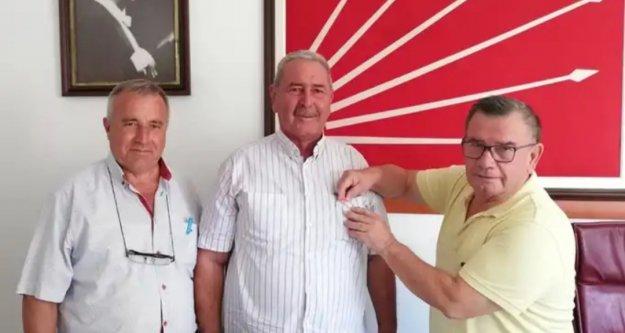 Alanya'da Ak Partili il genel meclis üyesi CHP'li oldu