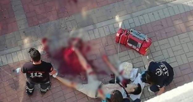 Alanya'da korkunç cinayet! Bıçaklanarak öldürüldü