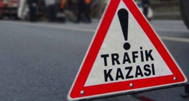 Alanya'da yolun karşına geçmeye çalışan kadın çarpıldı
