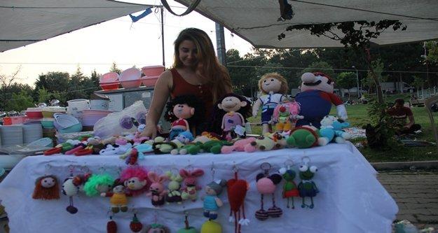 Alanya ürünleri festivale damga vurdu