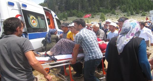 Alanya'daki şenliği hortum vurdu: 6 yaralı var
