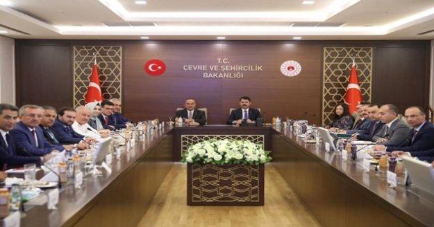 Bakan Çavuşoğlu'ndan Antalya için yatırım turu