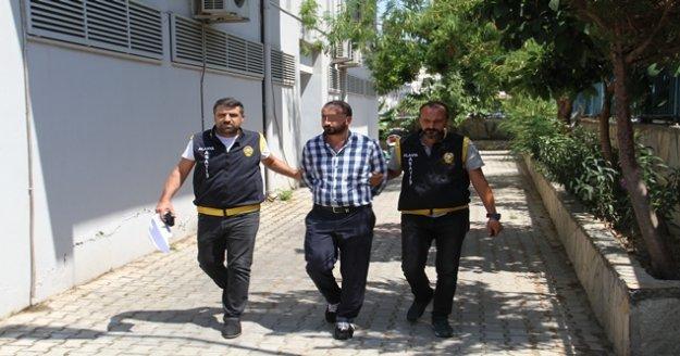 Alanya'daki barmen cinayetinin zanlısı  tutuklandı