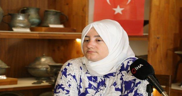 Gazi Safiye  o karanlık geceyi gözyaşları içinde anlattı