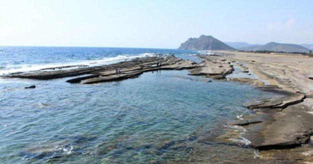 Gazipaşa'da doğal havuzlar keşfedilmeyi bekliyor