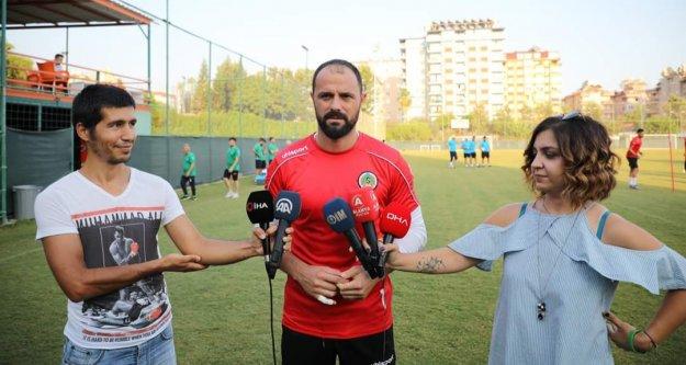 Kaptan Alanyaspor'un yeni hedefini açıkladı