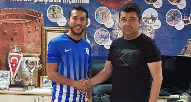 Kestelspor milli oyuncuyu transfer etti