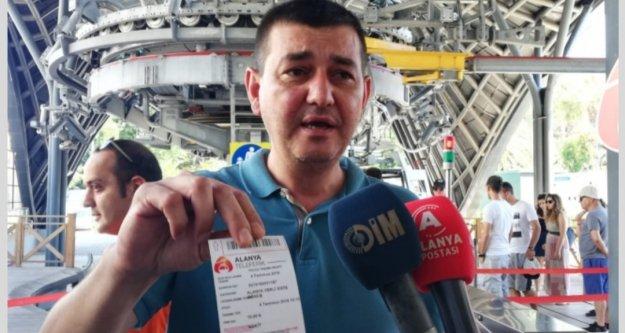 Türkdoğan'dan flaş teleferik açıklaması