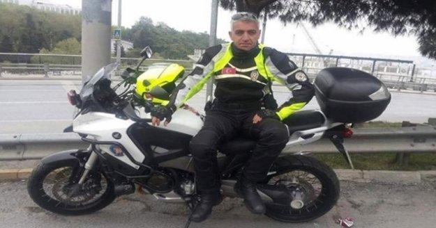 Alanya'nın tanıdığı polis memuru hayatını kaybetti