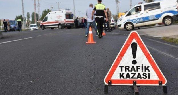 Alanya'da feci kaza! 2 kişi ağır yaralandı