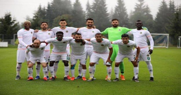 Alanyaspor'un ilk maçının hakemi belli oldu