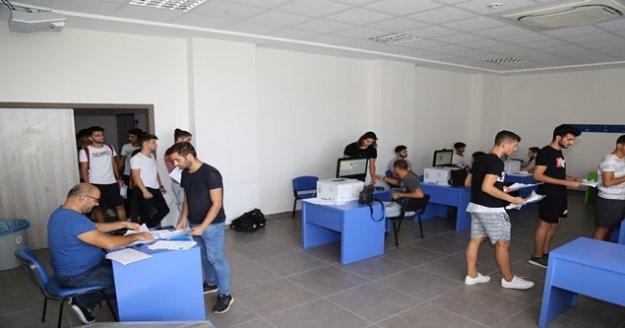 ALKÜ Spor Bilimleri'nde başvurular tamamlandı
