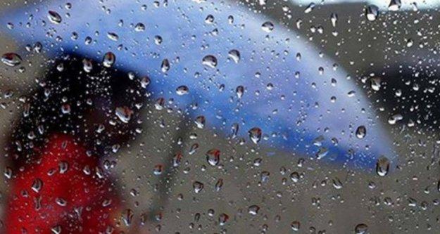 Antalya ve çevresi için yağmur uyarısı
