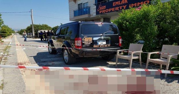 Antalya'da iş yerinde tüp patladı, biri çocuk 4 kişi yaralandı