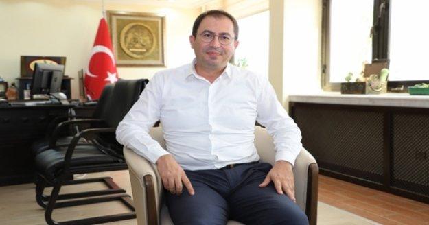 Başkan Yücel Ankara'da,vekil Birer görevde