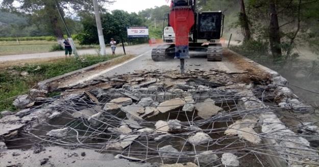 Büyükşehir'den Beşkonak mahallesine 2 yeni köprü