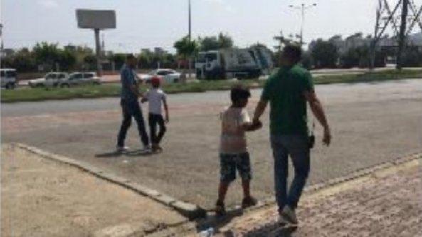 Çocuklarına dilencilik yaptıran ailelere ceza