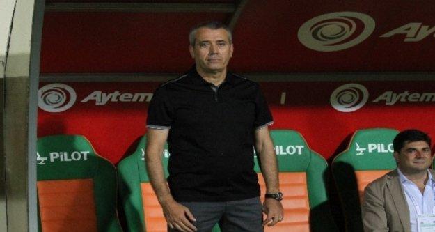 Kemal Özdeş'in Alanyaspor maçı değerlendirmesi
