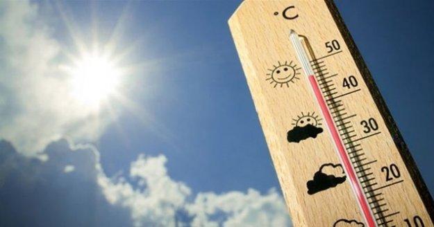 Meteoroloji'den Alanya'ya sıcak uyarısı