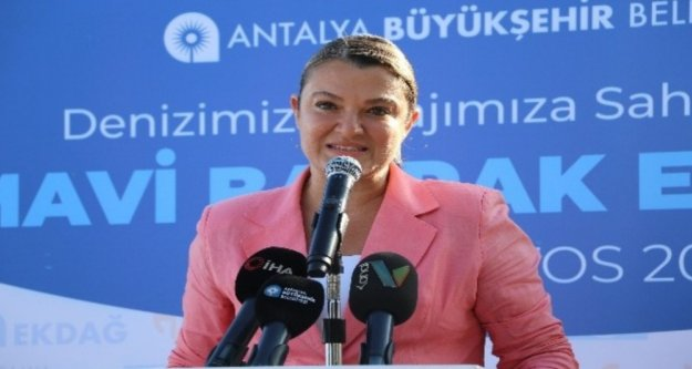Tuncer: Gazipaşa'ya geri kazandıracağız
