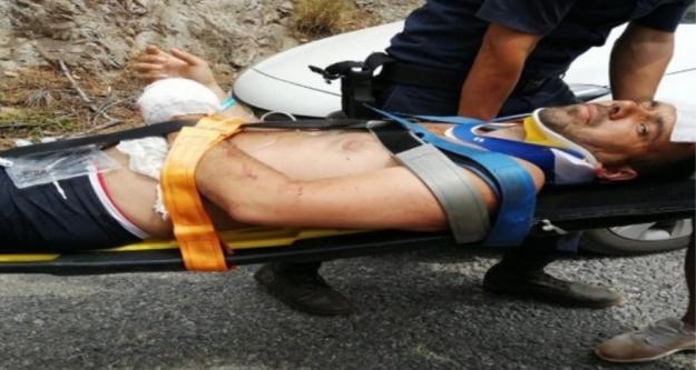 Turistlerin dehşeti yaşadığı kazanın sürücüsü gözaltına alındı