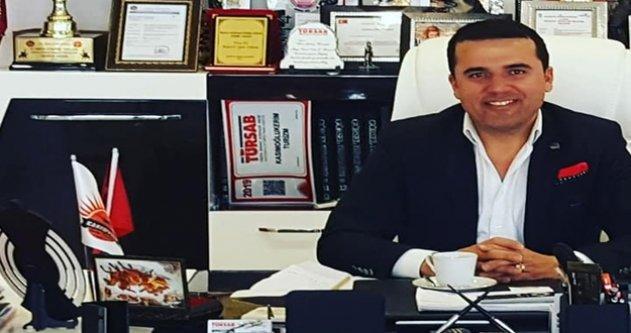 TÜRSAB'a başkan olursa neler yapacağını açıkladı