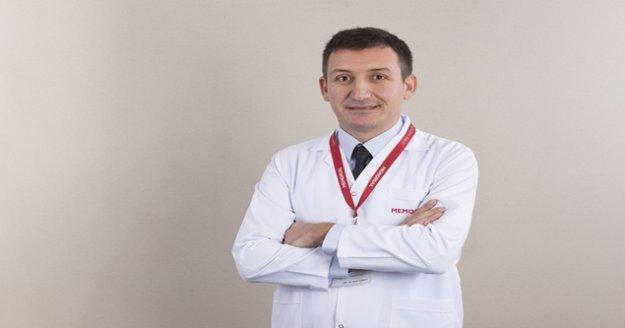 Uzm. Dr. Cömert, kalp hastalarını uyardı