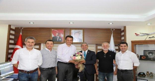 AGC'den Batı Antalya çıkartması